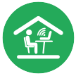 EQM Work From Home Index Icon